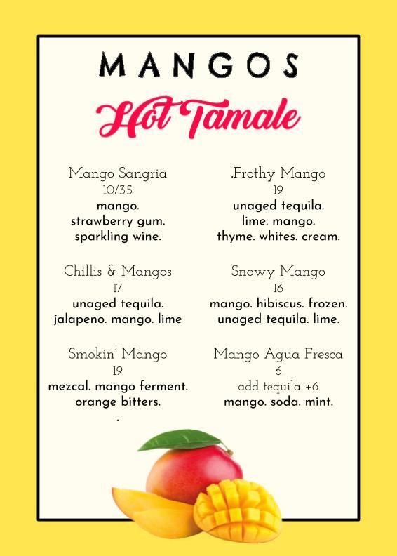 Mango Madness || Hot Tamale Darwin