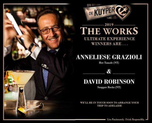 De Kuper 'The Works' State Finalist