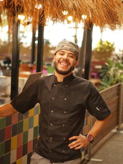 Meet the Team || Alejandro Ossa Ruiz