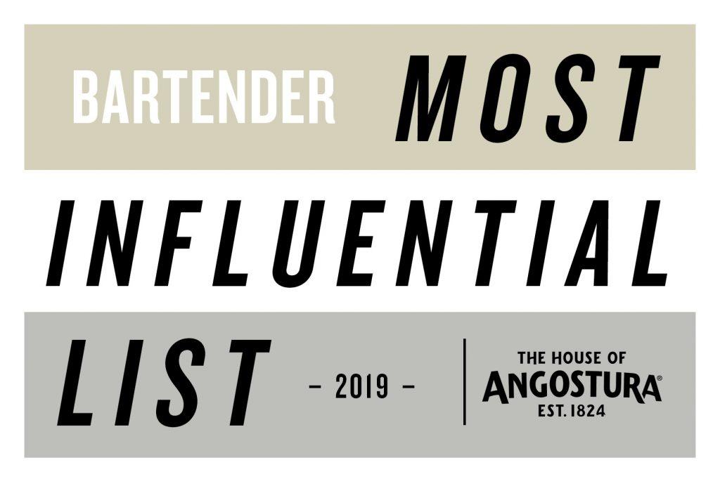 Most Influential List 2019    Australian Bartender & House of Angostura