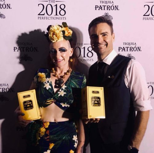 Patron Perfectionist Winner 2018 || David Robinson