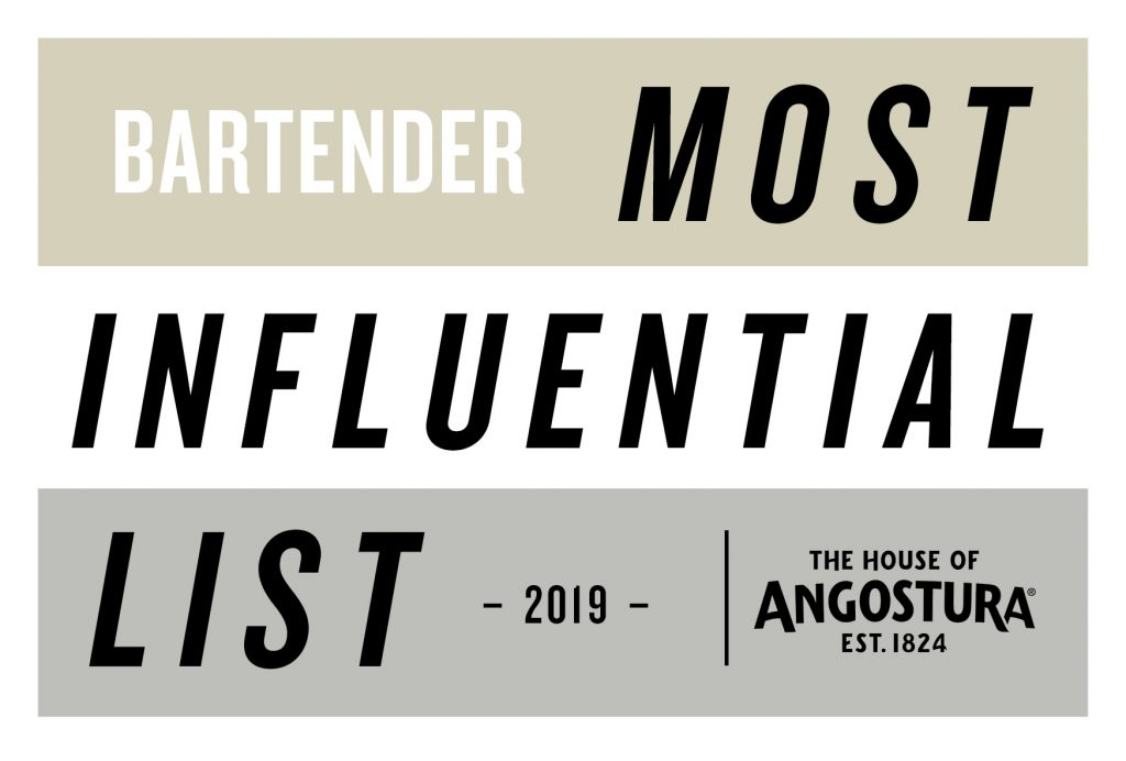 Most Influential List 2019 || Australian Bartender & House of Angostura